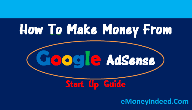 how to make money off adsense