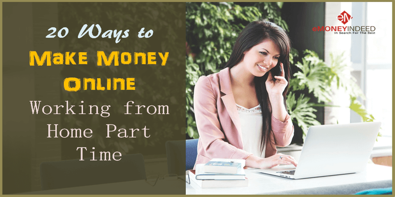 Ways To Make Money Online From Home