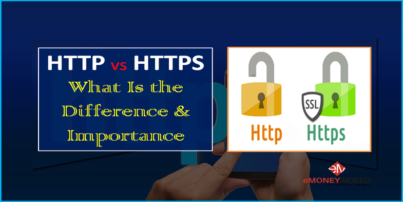 Http Vs Https What Is The Difference Amp Importance