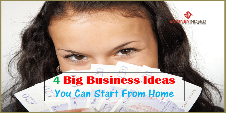 how to start a big business